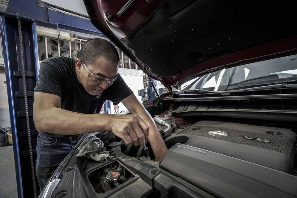 Preventative auto maintenance