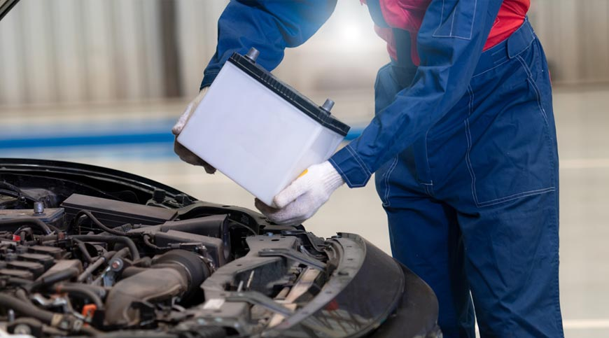 Signs It's Time to Replace the Car Battery