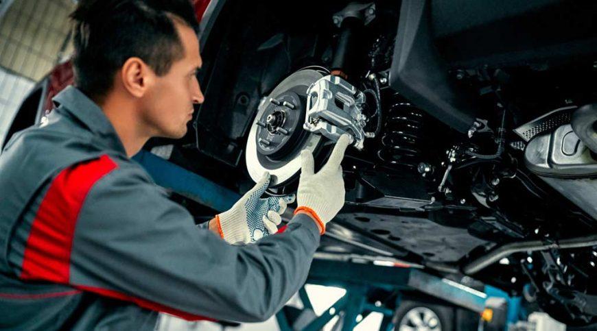 Auto Brake Maintenance Tips
